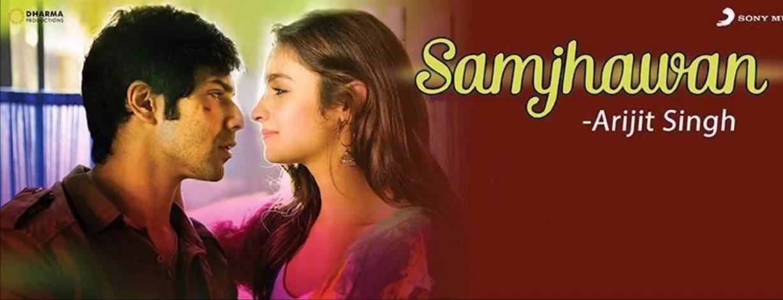samjhawan - guitar chords arijit singh
